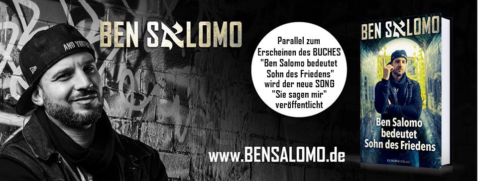 Header von Ben Salom