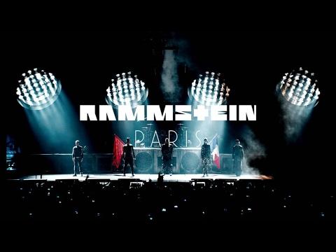 Bühnenbild des Rammsteinkonzerts in Paris 2017