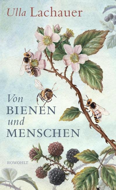 Buchcover von Bienen und Menschen